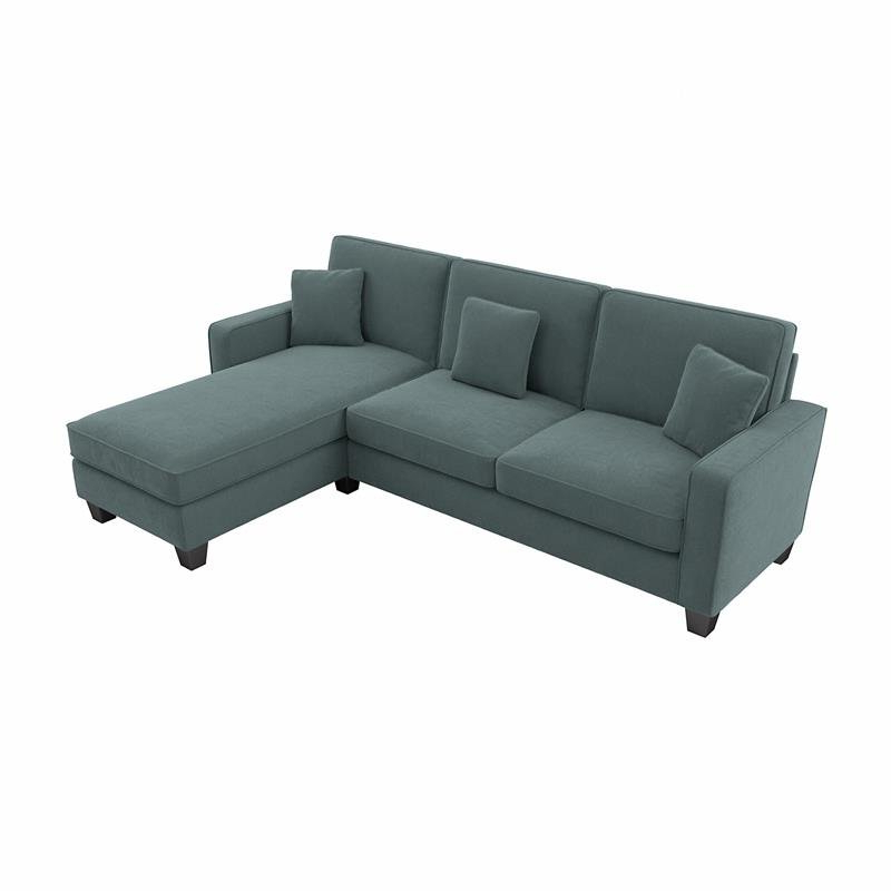 """Most Recently Released 102"""" Stockton Sectional Couches With Reversible Chaise Lounge Herringbone Fabric Throughout Sectional Couches: Buy Living Room Sectional Sofas Online (View 4 of 20)"""