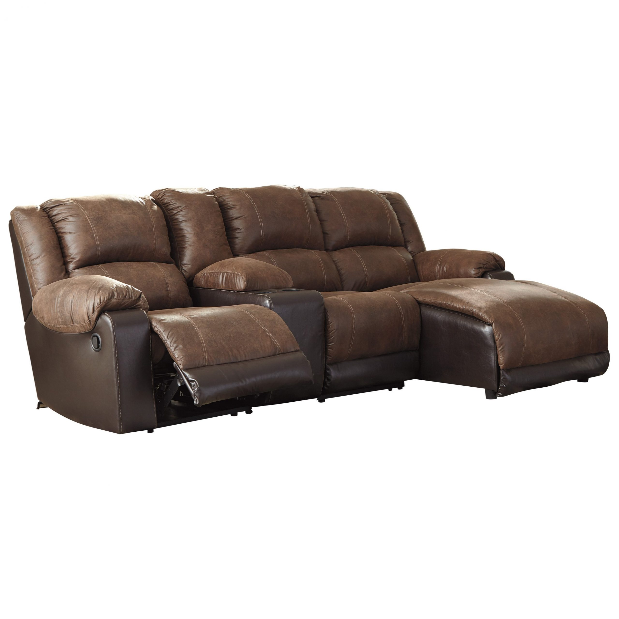 Most Recently Released Celine Sectional Futon Sofas With Storage Reclining Couch Pertaining To Signature Designashley Nantahala Reclining Chaise Sofa (View 4 of 20)