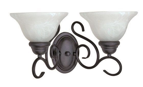 Most Recently Released Nuvo Lighting 60/388 Textured Black Castillo 2 Light 17 1 With Regard To Sheard Textured Black 2 – Bulb Wall Lanterns (View 12 of 20)