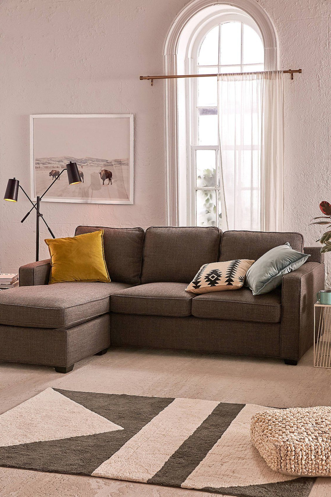 Most Recently Released Pin On #uohome Within Copenhagen Reversible Small Space Sectional Sofas With Storage (View 15 of 20)