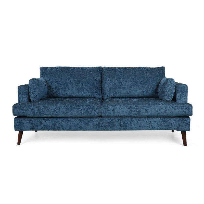 """Most Recently Released Sofas And Sectionals Inside 130"""" Stockton Sectional Couches With Double Chaise Lounge Herringbone Fabric (View 11 of 20)"""