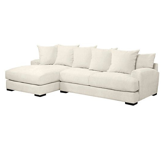 Most Up To Date 2pc Maddox Right Arm Facing Sectional Sofas With Chaise Brown In Stella Chaise Sectional – 2 Pc – Right Arm Facing (View 9 of 20)