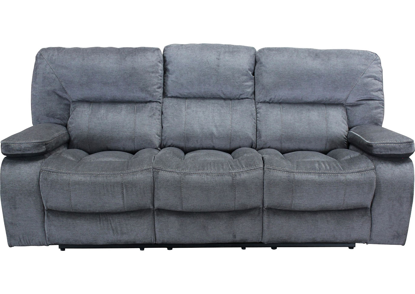 Most Up To Date Chapman Triple Reclining Sofa And Dual Reclining Love Seat For Camila Poly Blend Sectional Sofas Off White (View 6 of 20)