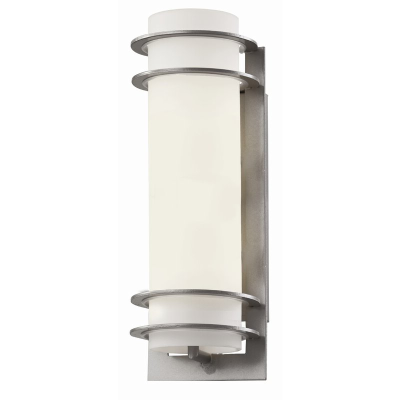 Most Up To Date Dedmon Outdoor Armed Sconces In Sandridge 1 – Bulb Outdoor Armed Sconce & Reviews (View 16 of 20)