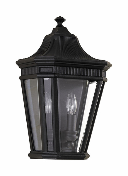 """Murray Feiss Cotswold Lane 16"""" Outdoor Wall Lighting Within Recent Feuerstein Black 16'' H Outdoor Wall Lanterns (View 16 of 20)"""