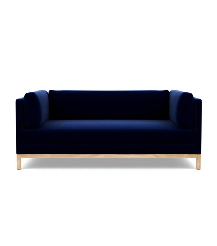 Navy Blue Sofa Blue Sofas With Ocean Navy Sky Sofa Work Throughout Newest Annette Navy Sofas (View 12 of 20)