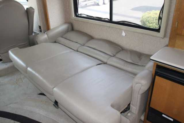 Newest 1998 Used Safari Continental Panther 425 Class A In For Panther Black Leather Dual Power Reclining Sofas (View 8 of 20)