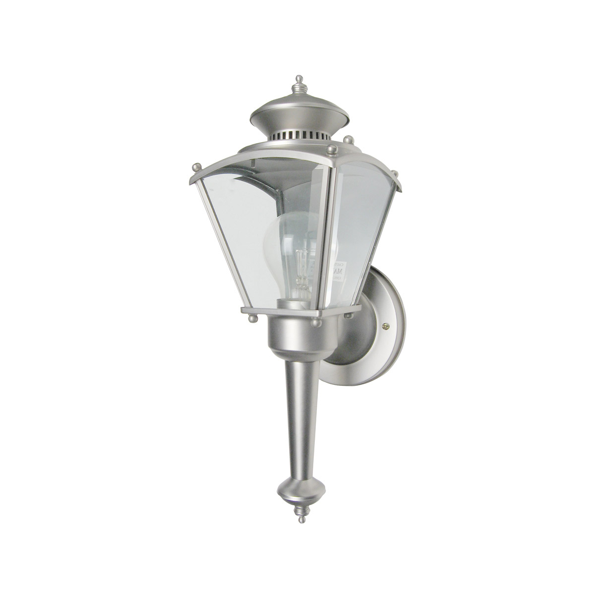 Newest Designers Fountain 30223 Pw Beveled Glass Lantern Outdoor Intended For Chicopee Beveled Glass Outdoor Wall Lanterns (View 17 of 20)