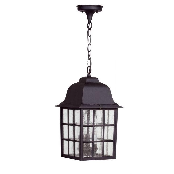 Newest Keiki Matte Black Outdoor Wall Lanterns Pertaining To Z571 05,pendant,matte Black (View 13 of 20)