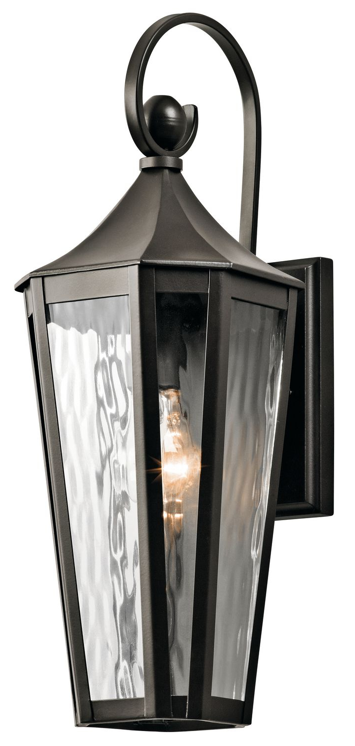 Outdoor Wall Lantern With Best And Newest 1 – Bulb Outdoor Wall Lanterns (View 10 of 20)