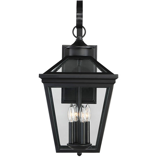 Outdoor Wall Light Fixtures Black – Outdoor Lighting Ideas With Regard To Widely Used Black  (View 7 of 20)