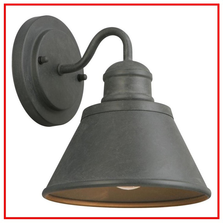 Outdoor Wall Mount Barn Light – The Socks & Accessories Pertaining To Most Up To Date Crandallwood Wall Lanterns (View 14 of 20)