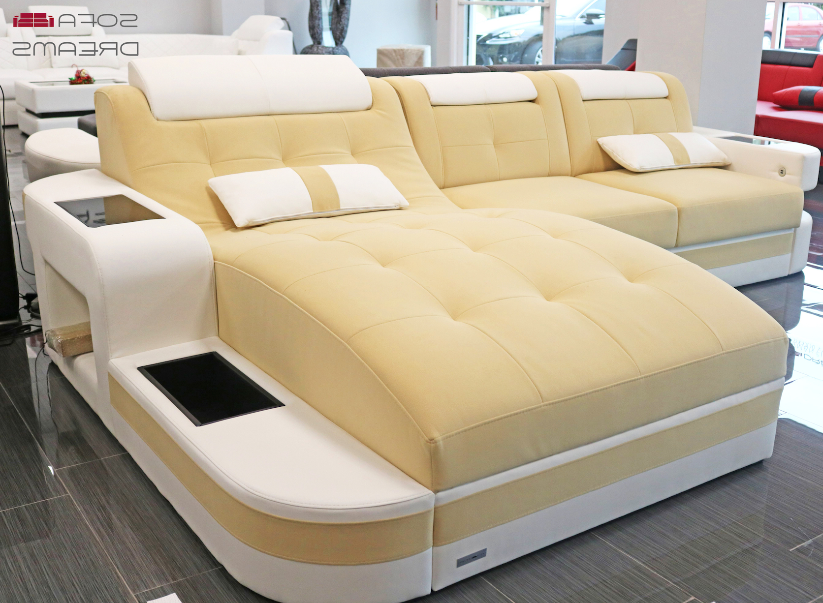 Pacifica Gray Power Reclining Sofas Inside Fashionable #moderncornersofas #largesectionalsofas #buymoderncouch # (View 19 of 20)