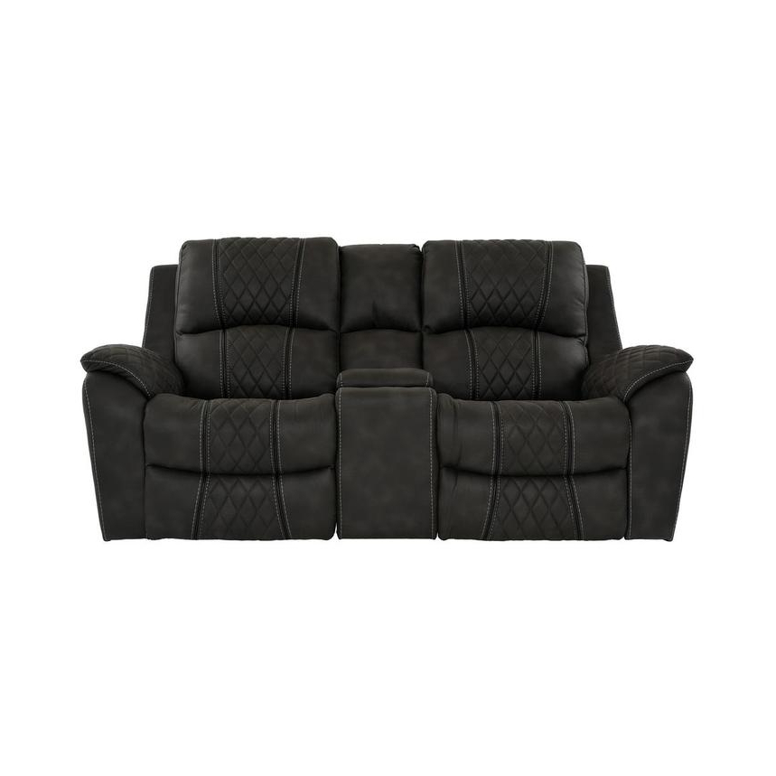 Panther Fire Leather Dual Power Reclining Sofas In Favorite Panther Leather Power Reclining Sofa Console Loveseat (View 12 of 20)