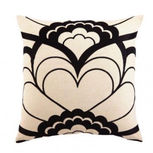 Pillows, Floral Pillows, Linen Pillows (View 14 of 20)