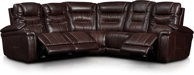 Pin On Home Want List Inside 2018 Magnus Brown Power Reclining Sofas (View 16 of 20)