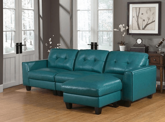 Pin On Luxury Sectionals & Home Furniture Ideas Intended For Newest Bloutop Upholstered Sectional Sofas (View 17 of 20)