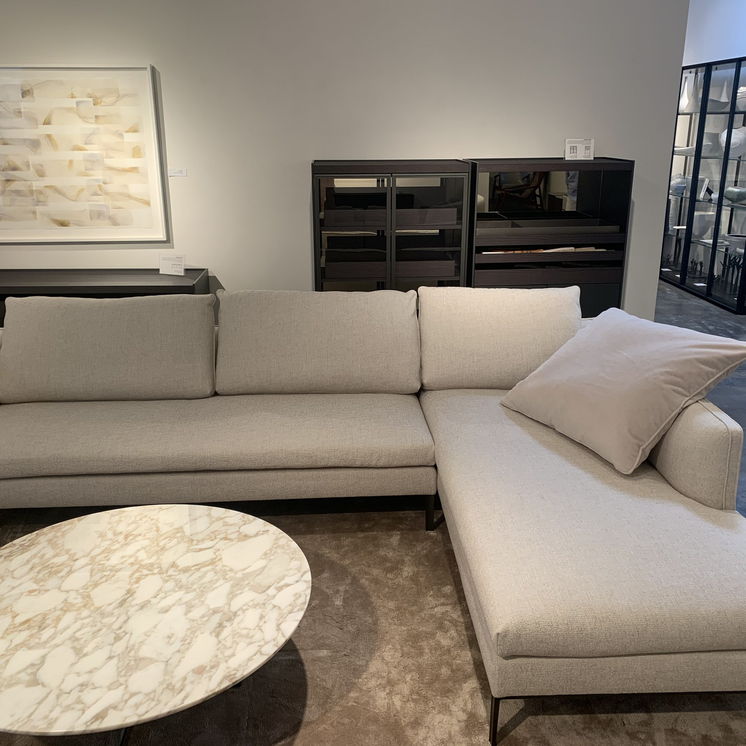 Popular Paul Modular Sectional Sofas Blue Throughout Share (View 2 of 20)