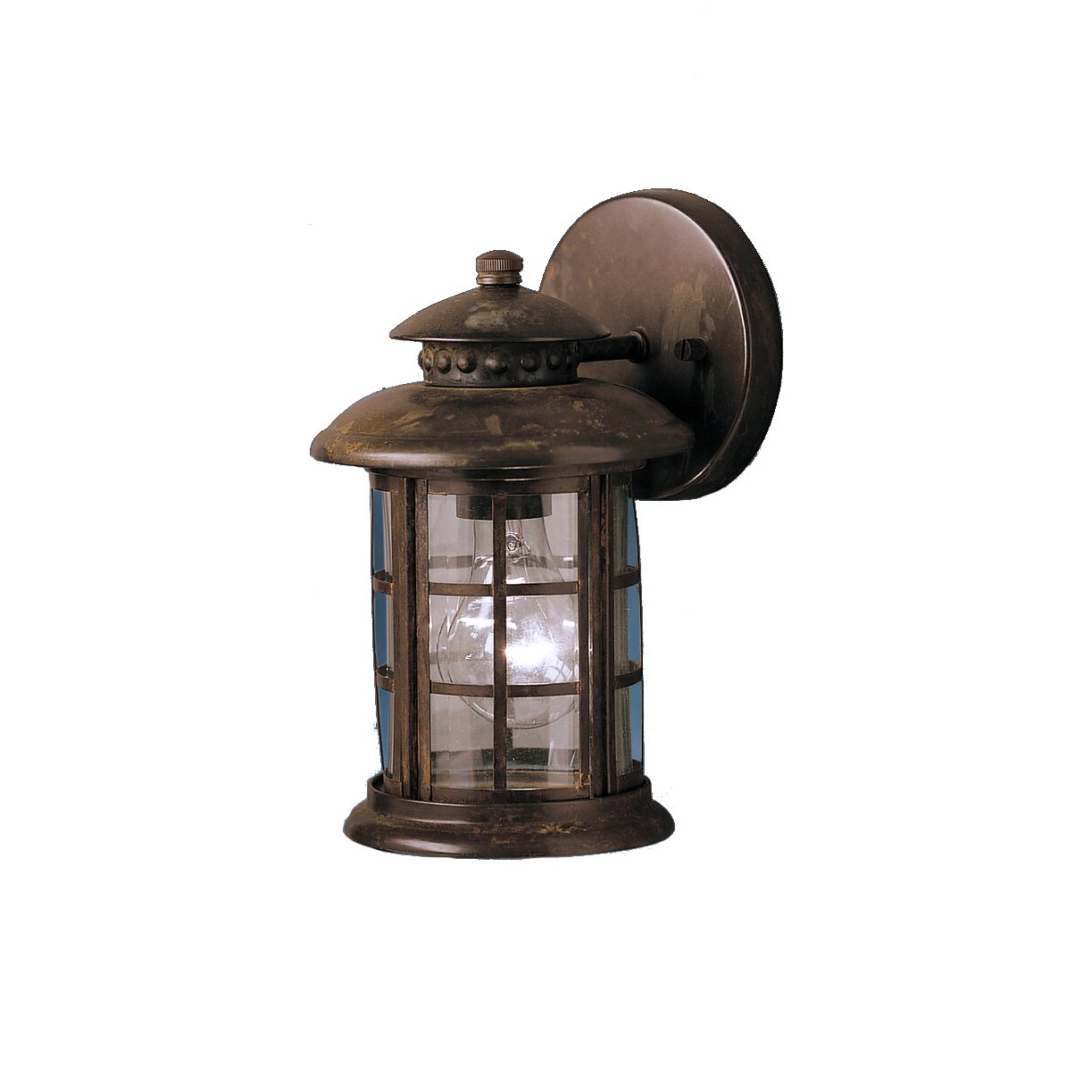 Popular Powell Outdoor Wall Lanterns For Rustic 1 Light Outdoor Wall Lantern (View 19 of 20)