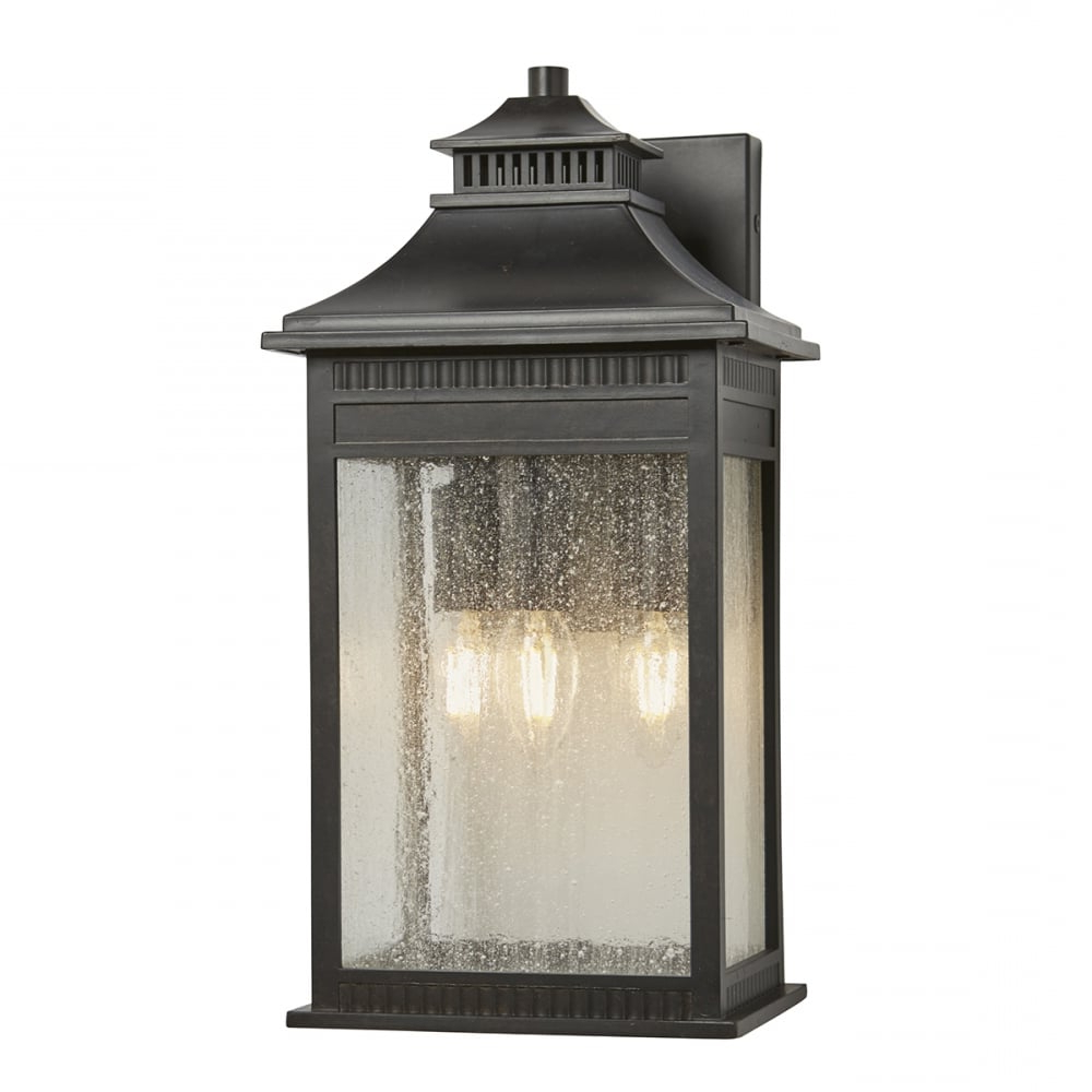 Powell Outdoor Wall Lanterns Within Best And Newest Rust Resistant Outdoor Wall Lantern Suitable For Coastal (View 11 of 20)