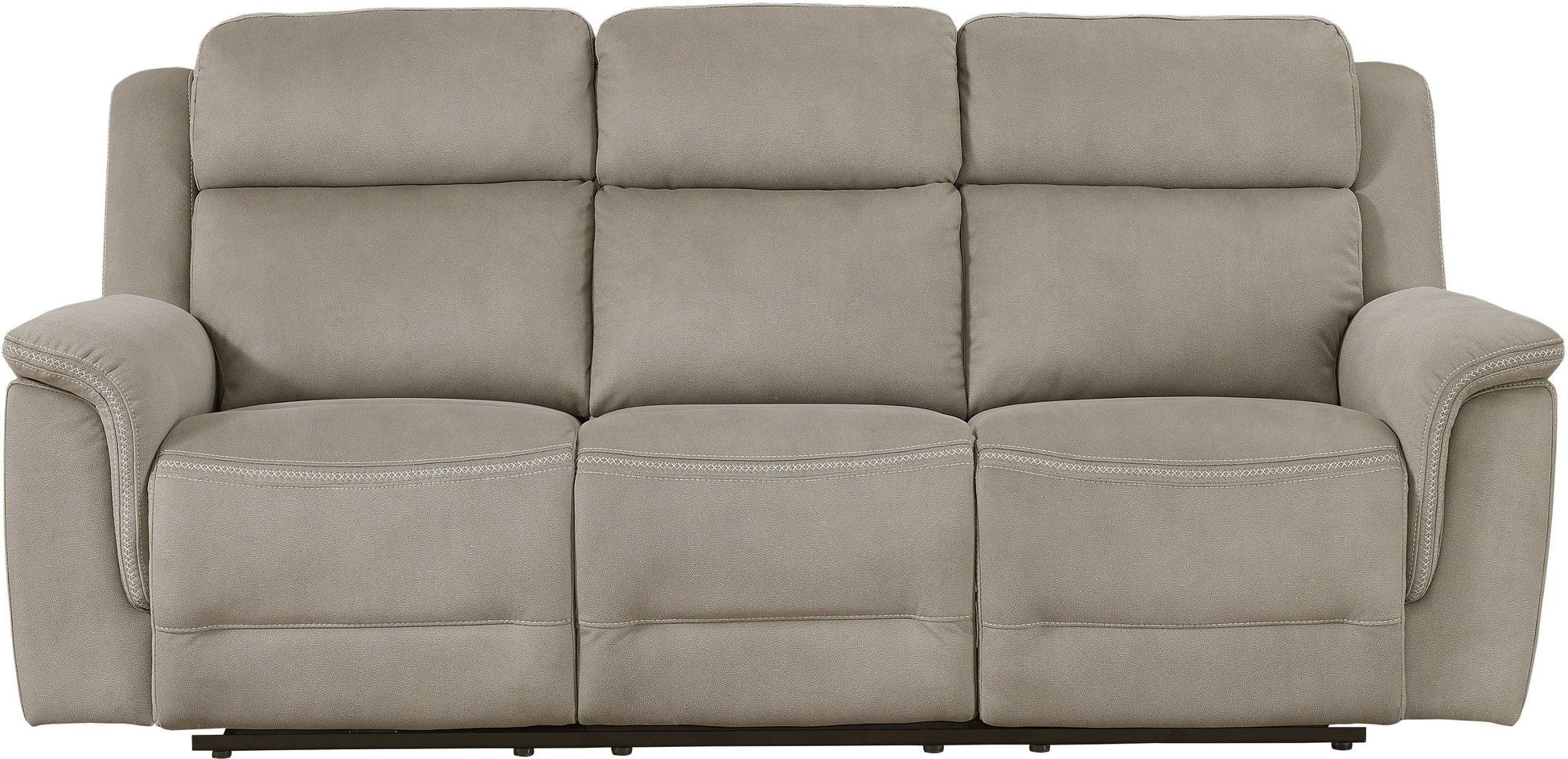 Power Reclining Sofas With Popular Prime Resources Noah Collection Power Reclining Sofa With (View 6 of 20)