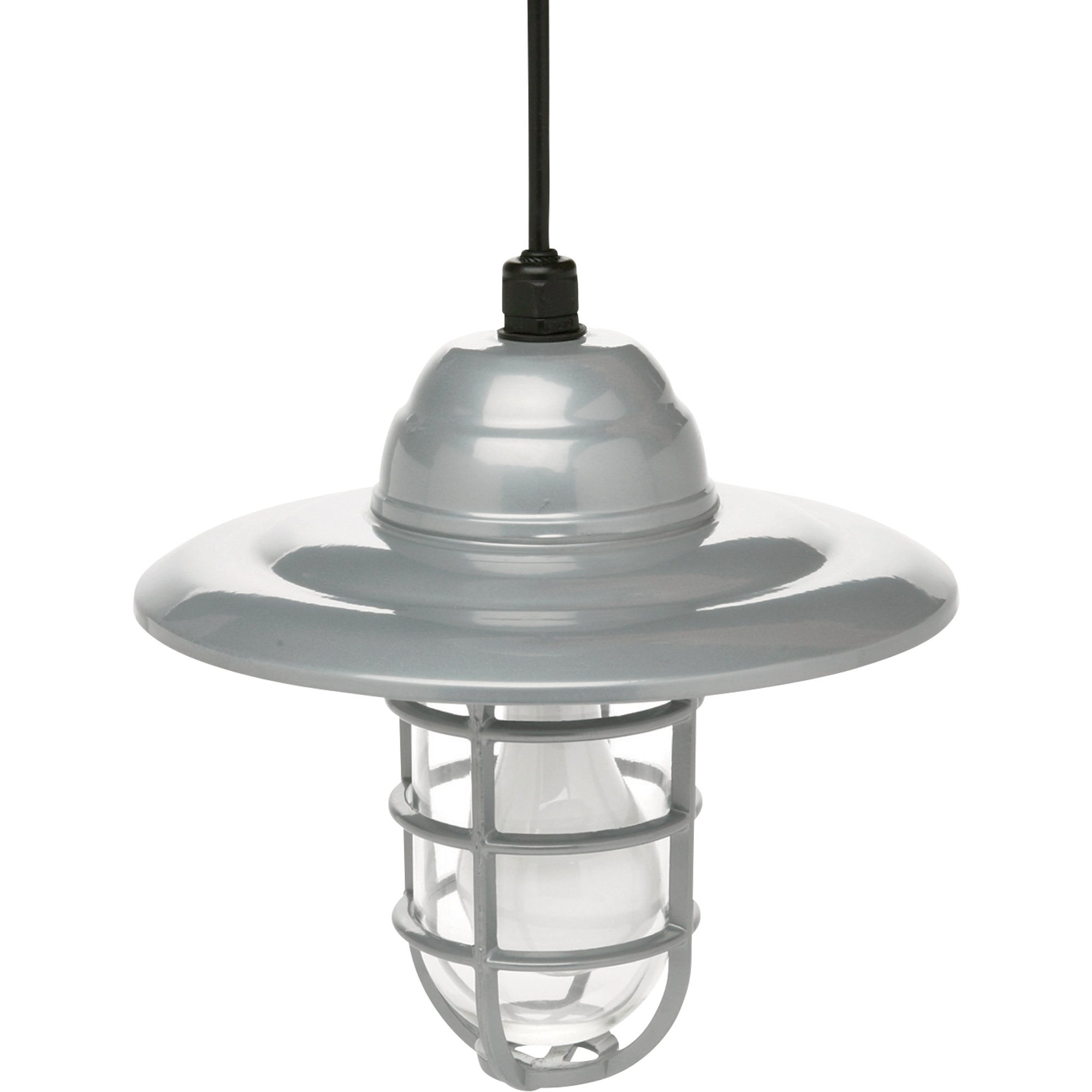 Preferred Designers Edge Hanging Outdoor Barn Light — 10in (View 5 of 20)