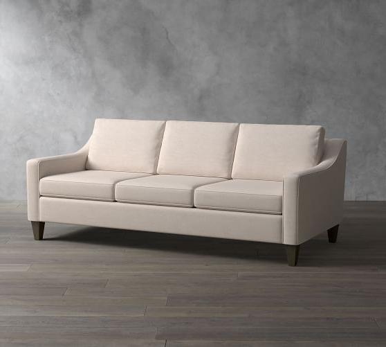 Preferred Laurel Gray Sofas For Laurel Fabric Sofa (View 9 of 20)