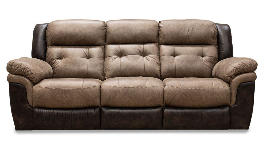 Preferred Reclining Sofas – Home Zone Furniture – Furniture Stores For Forte Gray Power Reclining Sofas (View 4 of 20)