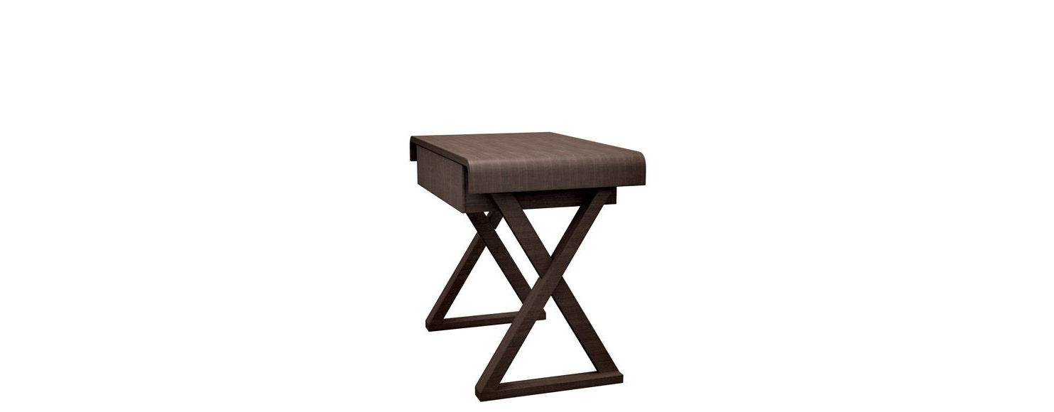 Preferred Small Table Sidus  Maxalto – Designantonio Citterio Throughout Antonio Light Gray Leather Sofas (View 16 of 20)