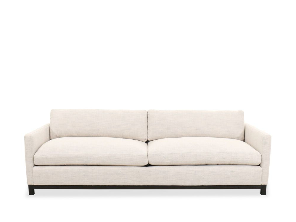 Preferred Transitional Two Seater Sofa In Cream/charcoal In 2020 With Katie Charcoal Sofas (View 13 of 20)