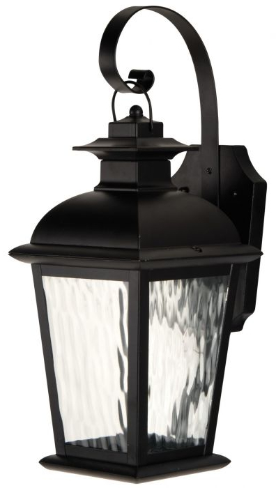 Preferred Z5704 Obo Led – 1 Light Small Led Wall Mount Intended For Tilley Olde Bronze Water Glass Outdoor Wall Lanterns (View 10 of 20)