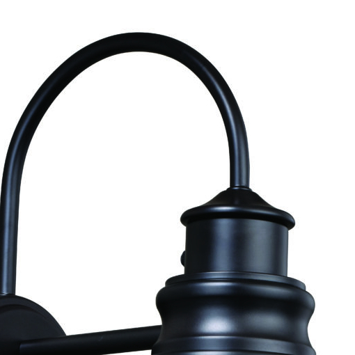 Ranbir Oil Burnished Bronze Outdoor Barn Lights With Dusk To Dawn With Trendy Delano 11 In Outdoor Wall Light Oil Burnished Bronze And (View 11 of 20)