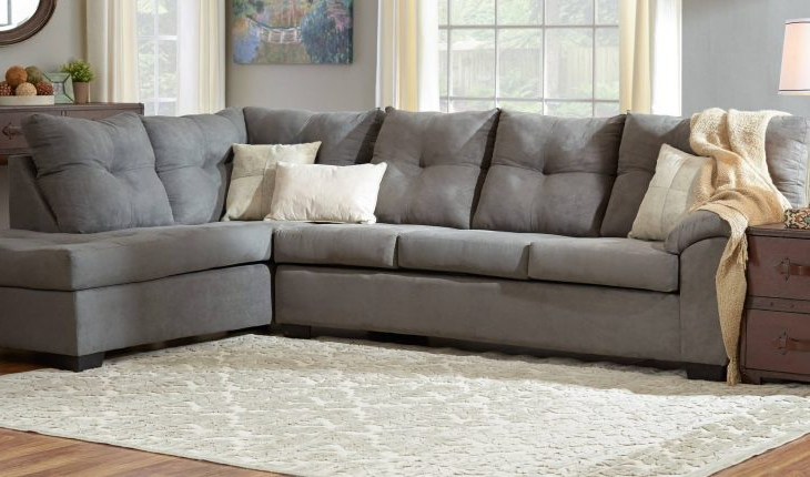 Recent Camden Right Hand Facing Sectionalthree Posts Review With Regard To Hannah Right Sectional Sofas (View 20 of 20)