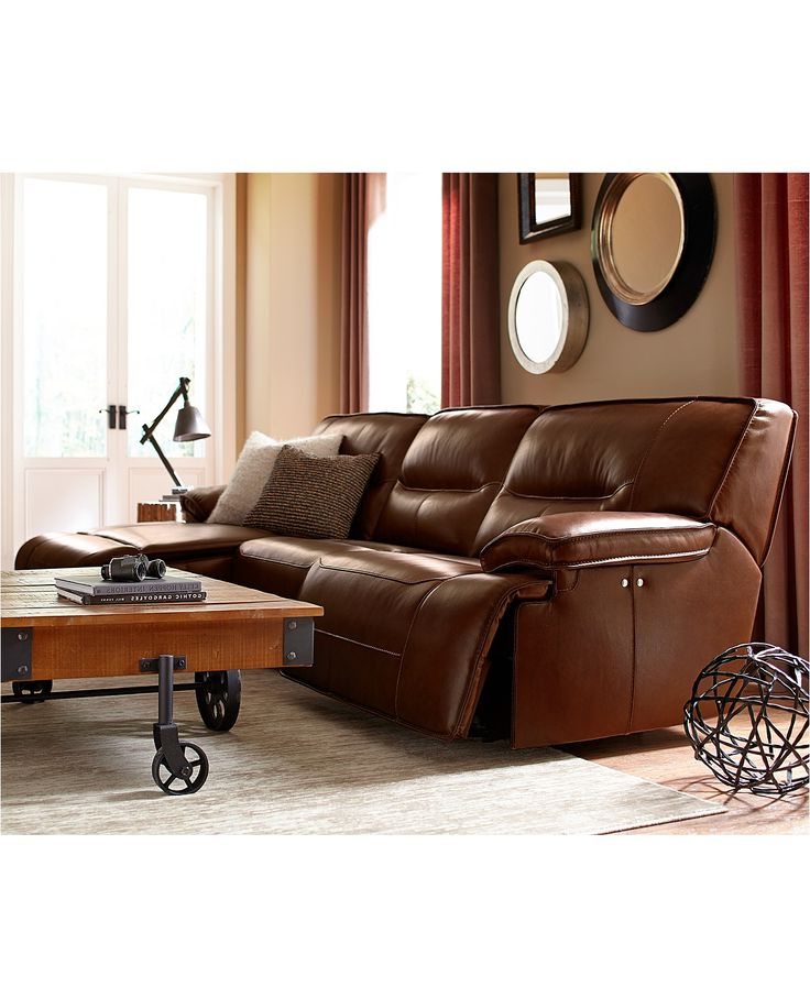 Reclining Sofa Living Room, Power (View 20 of 20)