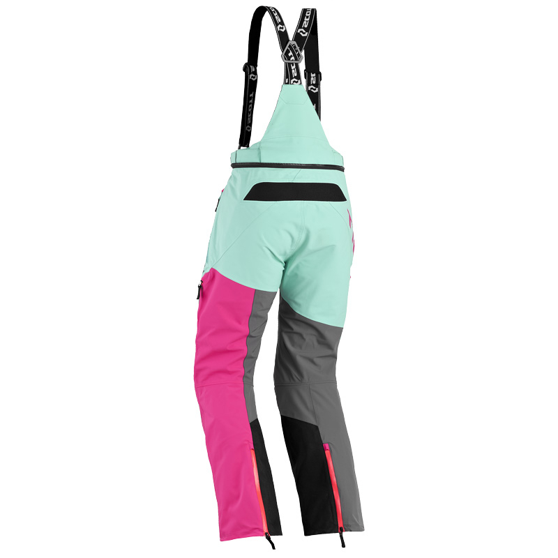 Scott Shell Pro Womens Byxa, Light Mint Green/neon Pink Pertaining To Most Popular Oneal Outdoor Barn Lights (View 12 of 20)