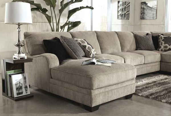 Sectional, Furniture, At Home (View 4 of 20)