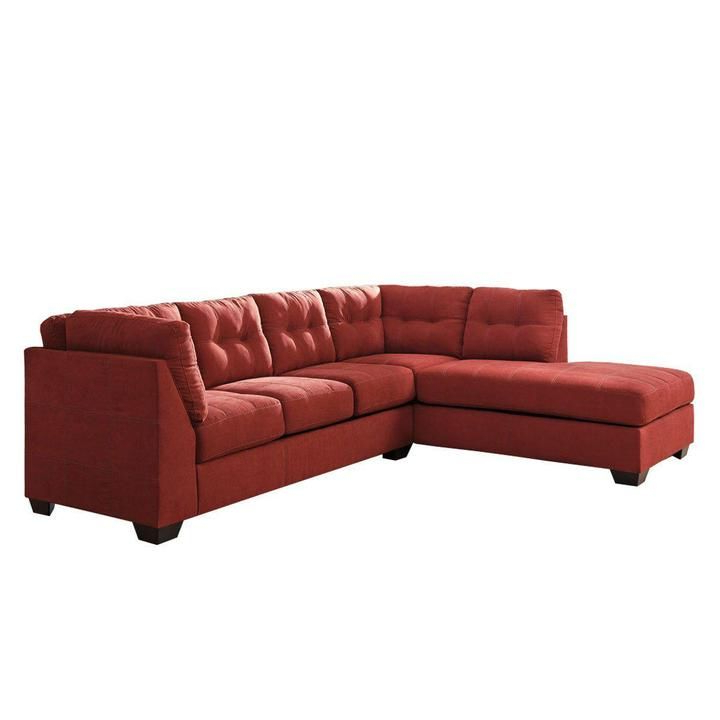 Sectional Sofa Couch Regarding Popular 2pc Maddox Left Arm Facing Sectional Sofas With Chaise Brown (View 18 of 20)