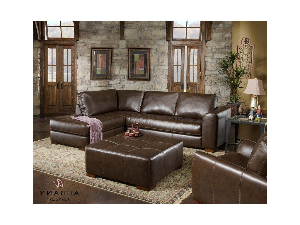 Sectional Sofa With Chaise, 2 Piece Sectional (View 7 of 20)