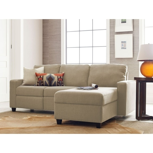 Shop Serta Palisades Reclining Sectional With Left Storage With Most Current Copenhagen Reclining Sectional Sofas With Left Storage Chaise (View 19 of 20)
