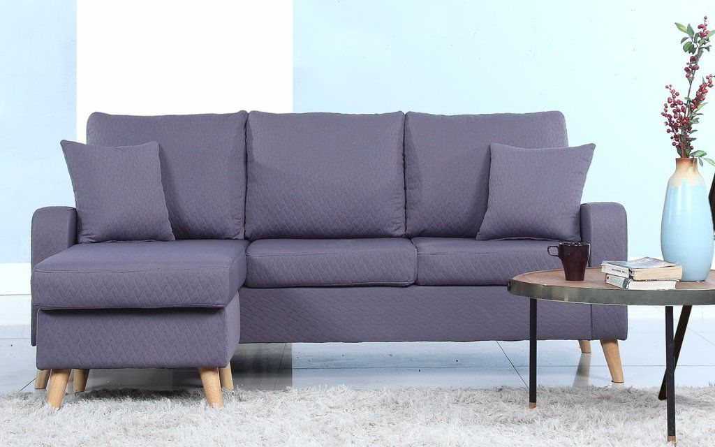 Small Within Verona Mid Century Reversible Sectional Sofas (View 16 of 20)