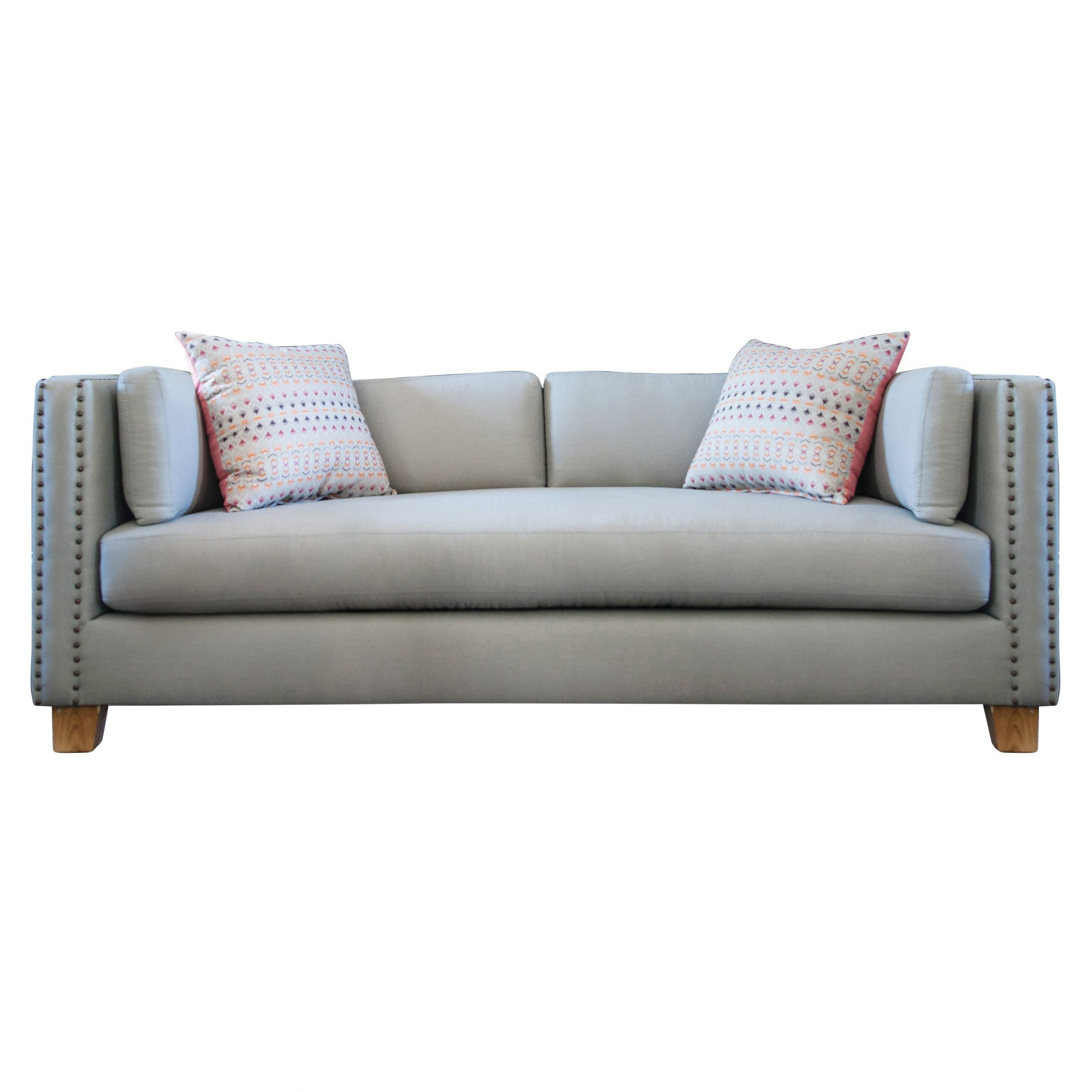 Sofa With Most Recent Laurel Gray Sofas (View 12 of 20)