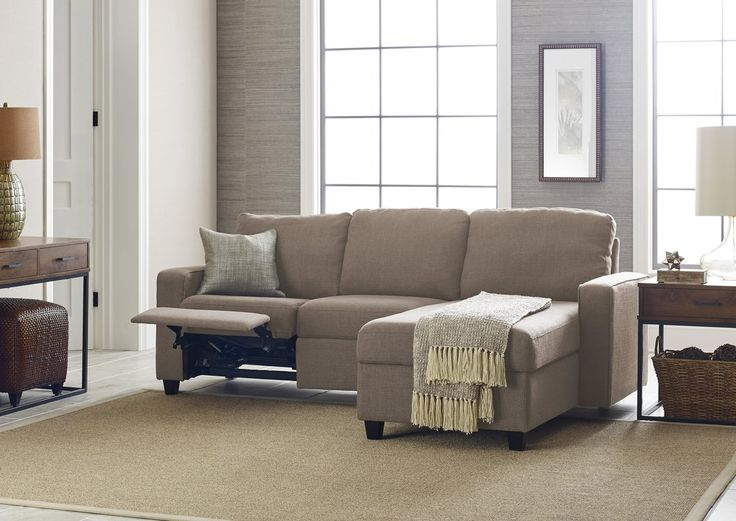 Storage For Preferred Palisades Reclining Sectional Sofas With Left Storage Chaise (View 5 of 20)