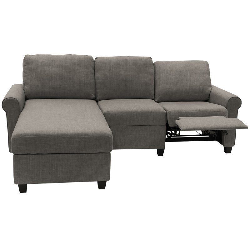 Storage In Recent Copenhagen Reclining Sectional Sofas With Left Storage Chaise (View 13 of 20)