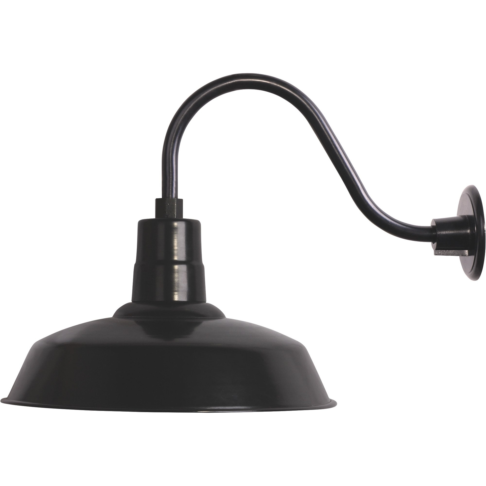 Strongway Multi Mount Outdoor/indoor Barn Light — 16in In Preferred Aleena Outdoor Barn Lights (View 13 of 20)