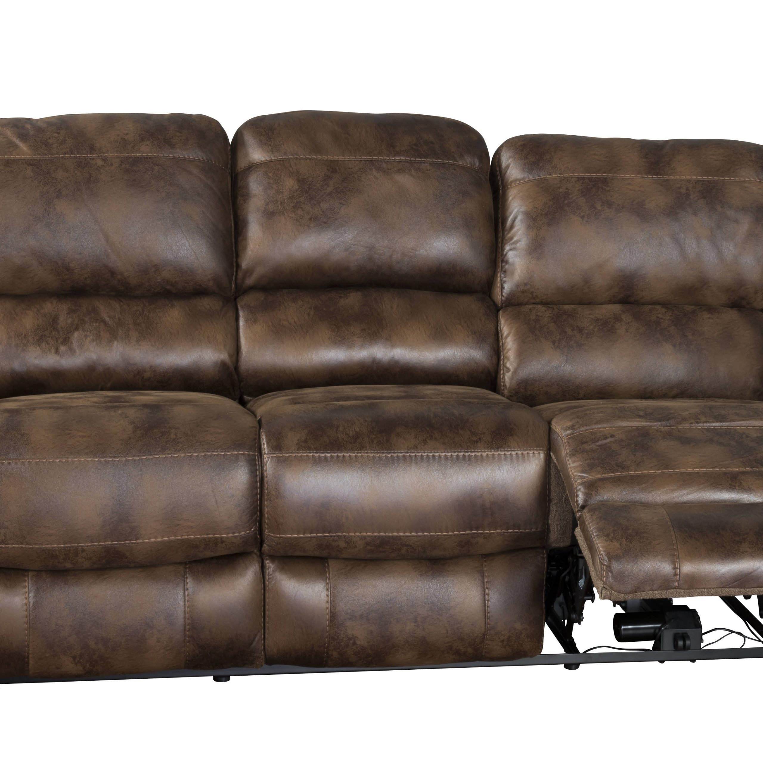 The Intended For Current Dual Power Reclining Sofas (View 3 of 20)