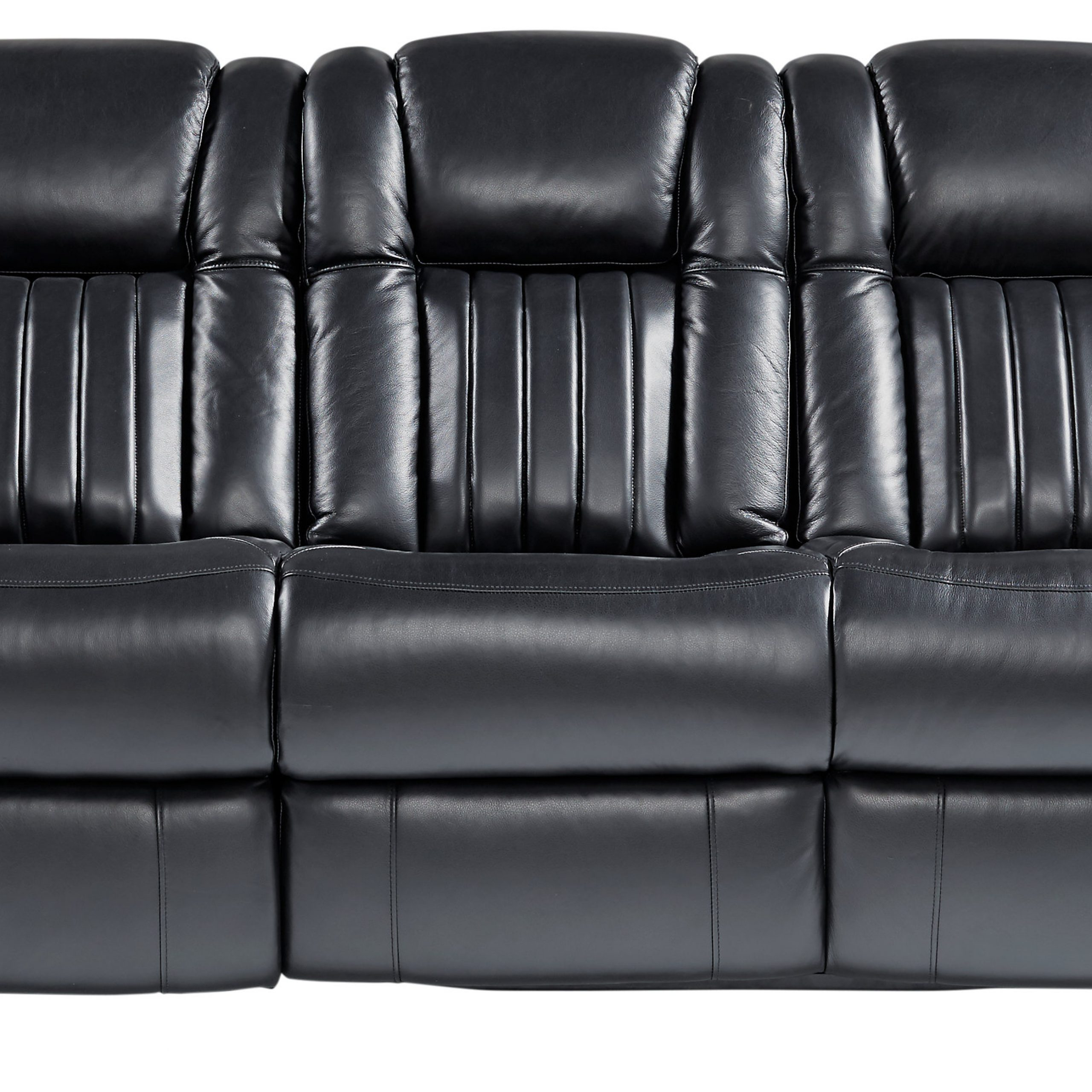 Trendy Dual Power Reclining Sofas Intended For $1, (View 4 of 20)
