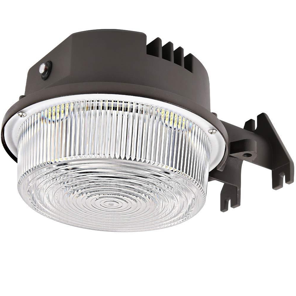 Trendy Lainey Outdoor Barn Lights Pertaining To Led Barn Light 70w Yard Light With Photocell,outdoor (View 20 of 20)