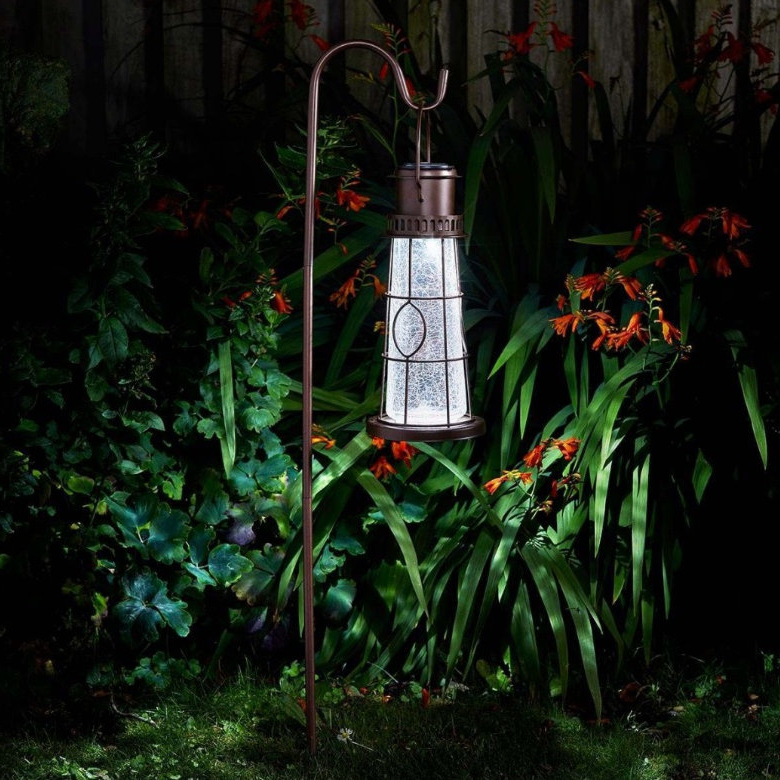 Trendy Marina Way Bronze 2 – Bulb Outdoor Barn Lights Intended For Solar Lighthouse Lantern, Bronze Coloured Light, With (View 15 of 20)