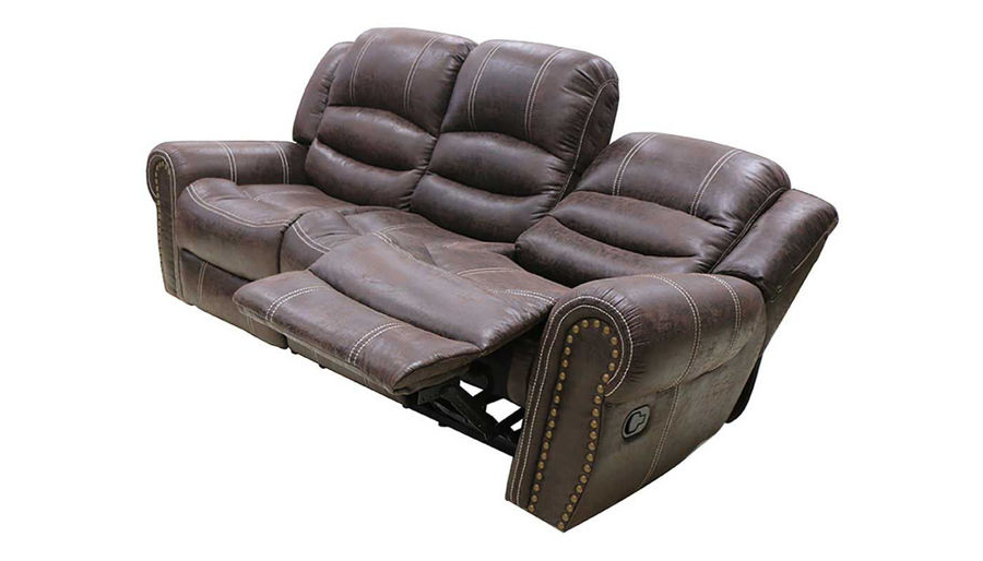 Trendy Reclining Sofas – Home Zone Furniture – Furniture Stores Pertaining To Forte Gray Power Reclining Sofas (View 7 of 20)