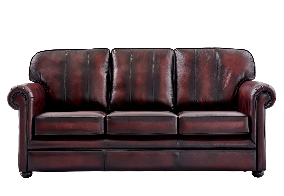 Trendy Red Leather Sofas, Red Chesterfield Sofas & Modern Red For Red Sofas (View 16 of 20)
